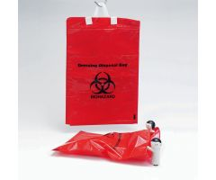Dressing Disposal Bags, 11-3/8 x 16-7/8