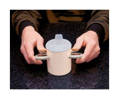 Ableware Arthro thumbs-Up Cup with Lid by Maddak