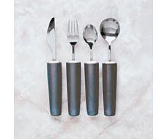 Ableware Comfort Grip Cutlery by Maddak-Teaspoon