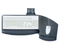 ISE Keyboard Tray, Straight Surface