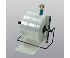 Poly Bag Tubing, 6 Inch Wide