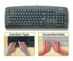 Comfort Type Keyboards