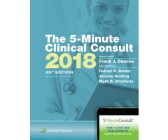 The 5-Minute Clinical Consult, 2018