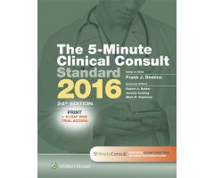 The 5-Minute Clinical Consult Standard 2016