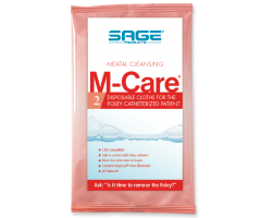 M-Care Meatal Cleansing Cloths - 7952A