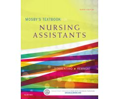 Mosby's Textbook for Nursing Assistants, 9th Edition