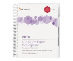 2018 ICD-10-CM Expert for Hospitals Optum360