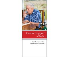 Patient Education Brochure - Home Oxygen Safety