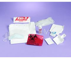 Medical Action Red Z Deluxe Emergency Response Kit