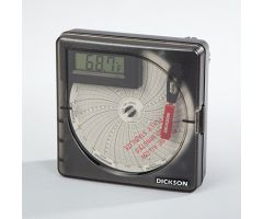 Temperature Recorder Kit, Fahrenheit Digital Display