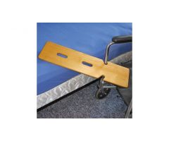 AliMed  Double Notched Wheelchair Transfer Board