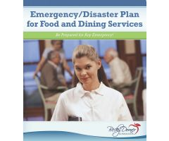Emergency/Disaster Plan for Food & Dining Services-Hard Copy