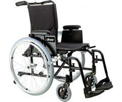 Lightweight Wheelchair driveCougar Dual Axle Desk Length Arm Padded-876625