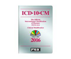 2016 ICD-10-CM - PMIC