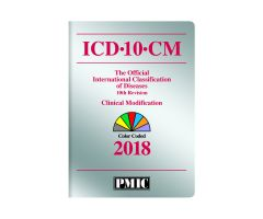 2018 PMIC ICD-10-CM Code Book