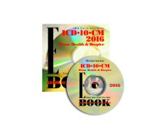 2016 ICD-10-CM for Home Health eBook on CD - PMIC