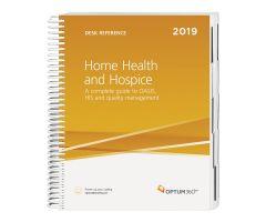 2019 Home Health & Hospice Desk Reference - 8968E-19