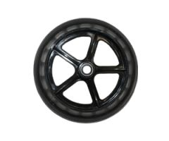 New Clear Style PU Knee Scooter wheel