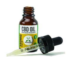 CBD Oil 350 mg Size 15 ml