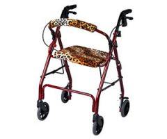 Cheetah Rollator Seat Coverz, each