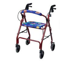 Cat Blue Rollator Seat Coverz, each