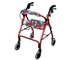 Chevron Rollator Seat Coverz, each