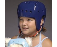 Full Coverage Soft Shell Helmet - Medium - Blue