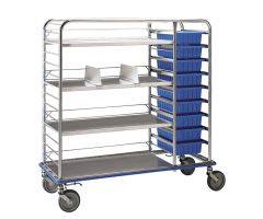 Pedigo Central Supply Cart