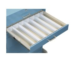 AliMed  Cart Accessory, Drawer Divider Set