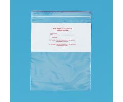 Easy-Write Reloc Zippit  Bags, Discharge/Transfer, 8 x 10