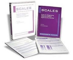 SCALES: Scales for Diagnosing Attention Deficit/Hyperactivity Disorder