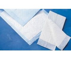 Protection Plus  Disposable Fluff Filled Underpads
