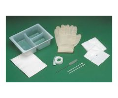 Sterile Tracheostomy Clean & Care Tray