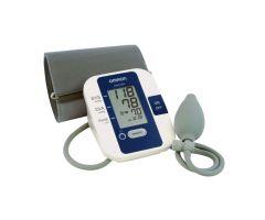 Omron HEM-432C Manual Inflation Blood Pressure Monitor