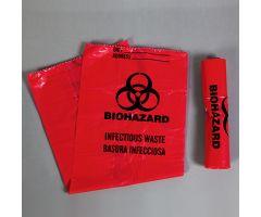 Biohazard Bags, 5-Gallon
