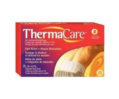 Sammons Preston Thermacare Air-Activated Heat Wraps, Neck and Arm