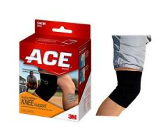 "3M ACE Elasto-Preene Knee Brace, Small/Medium (11""to 15""), Black"