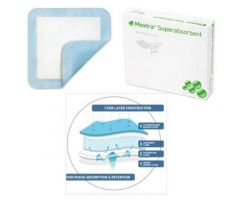 Mextra Superabsorbent Dressing by Molnlycke Healthcare ALA610000Z