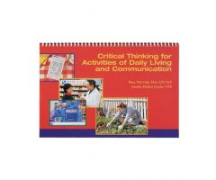 Critical Thinking Cards by AliMed ALI81901A