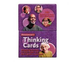 Cognitive Think Cards by AliMed ALI82439