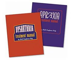 Apraxia and Dysarthria Treatment Manuals COMBO