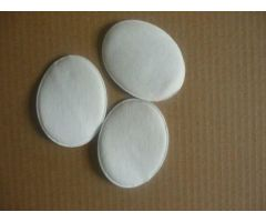 Dynarex Oval Eye Pads by A Plus International APUSEP15251
