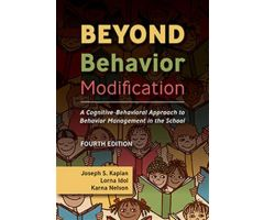 Beyond Behavior Modification: A Cognitive-Behavioral Approach