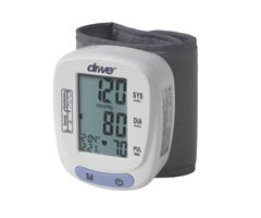 Drive Medical Automatic Blood Pressure Monitor-Wrist Model