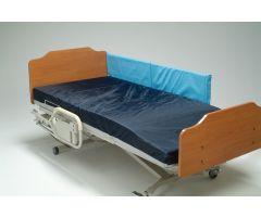 Protective Vinyl Bed Rail Pads, Half Length
