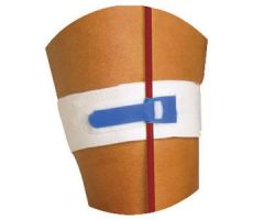Cardinal Health Foley-Tie Foley Catheter Legband, Bariatric