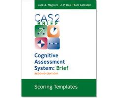 CAS2: Brief - Scoring Templates