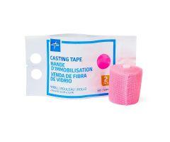 """Fiberglass Casting Tape, Pink, 2"""" x 4 yd."""