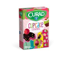 CURAD Cupcake Cover Bandages