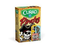 CURAD Pirates Bandages CUR00003RB